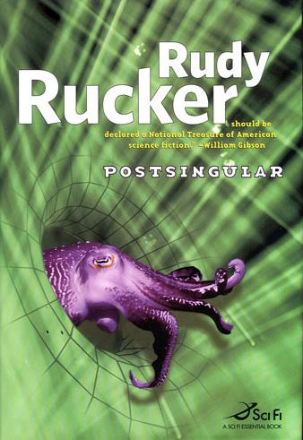 Postsingular - Rudy Rucker